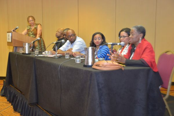 Author Panel in Baltimore